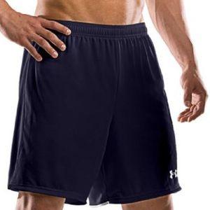 Under Armour Men's UA Grainger Knit Soccer Shorts